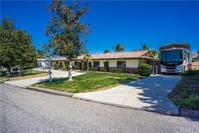 Corona Single Family Home For Sale: 1885 Bel Air Street