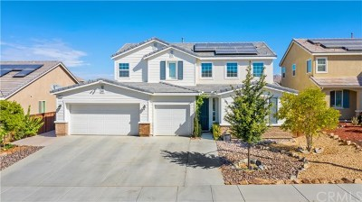 Menifee Single Family Home For Sale: 30130 Pine Needle Road