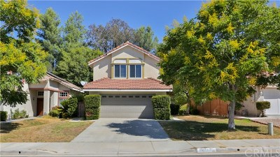 Murrieta CA Single Family Home For Sale: $399,900