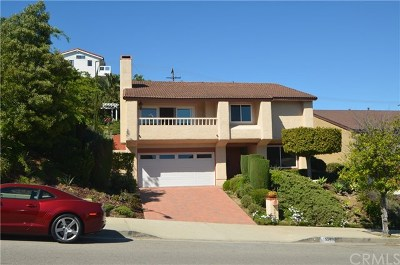 San Pedro Single Family Home For Sale: 1534 W Weymouth Place
