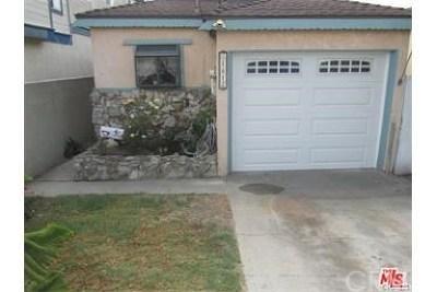 Redondo Beach Single Family Home For Sale: 1612 Carlson Lane