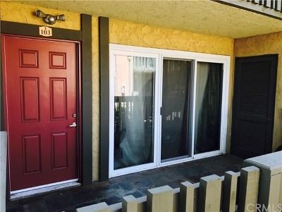 Torrance Condo/Townhouse For Sale: 23320 Marigold Avenue #P103
