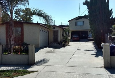 Torrance Multi Family Home For Sale: 20421 Kenwood Avenue