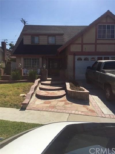 Carson Single Family Home For Sale: 19010 Gunlock Avenue