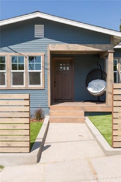 Los Feliz Multi Family Home For Sale: 4039 Clayton Avenue