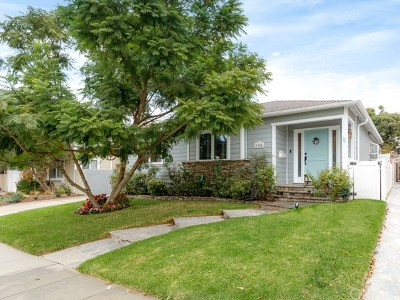 Single Family Home For Sale: 1300 Harkness Street