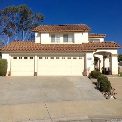Riverside Single Family Home For Sale: 17986 Spring View Court