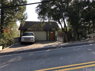 Lake Arrowhead Single Family Home For Sale: 916 Grass Valley Road