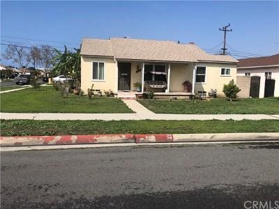 Single Family Home For Sale: 14523 Dublin Avenue