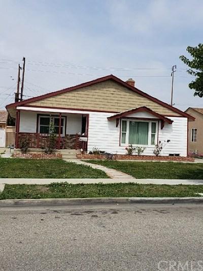 Hawthorne Single Family Home For Sale: 4827 W 121st Street