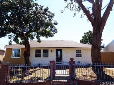 Torrance Single Family Home Active Under Contract: 2072 Redondo Beach Boulevard