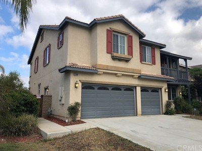 Lake Elsinore Single Family Home For Sale: 52999 Sweet Juliet Lane