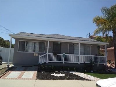 Lomita Multi Family Home For Sale: 25407 Eshelman Avenue