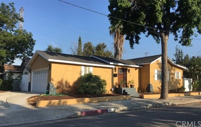Pasadena Single Family Home For Sale: 425 Vineyard Place