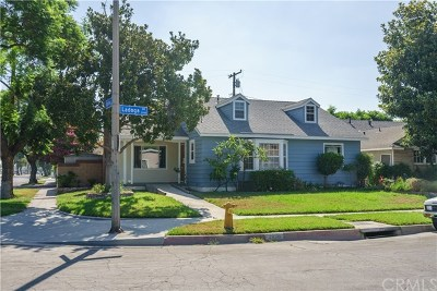 Long Beach Single Family Home For Sale: 2956 Ladoga Avenue