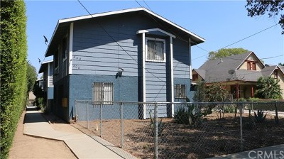 Pasadena Condo/Townhouse For Sale: 608 N Summit Avenue #2