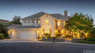 Simi Valley CA Single Family Home For Sale: $1,375,000