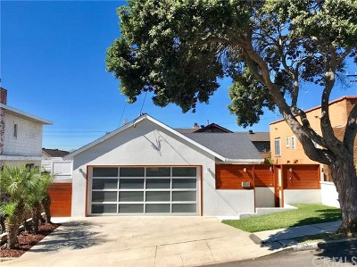 El Segundo Single Family Home Active Under Contract: 641 Hillcrest Street