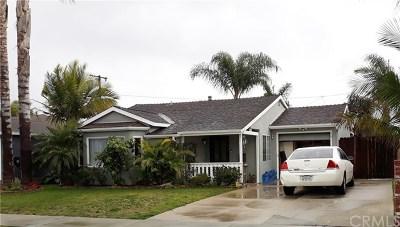 Torrance, Redondo Beach Single Family Home For Sale: 18410 Glenburn Avenue