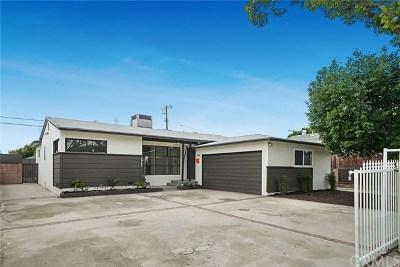 Arleta Single Family Home For Sale: 9445 Obeck Avenue