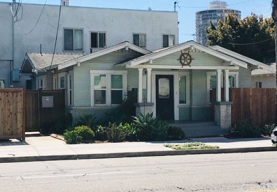 Long Beach Multi Family Home For Sale: 928 E Broadway