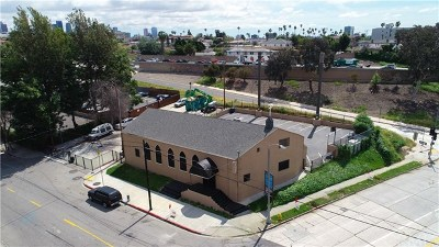 Los Angeles Commercial For Sale: 3200 London Street
