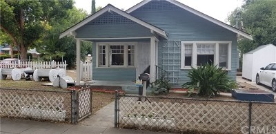Pasadena Single Family Home Active Under Contract: 255 Idaho Street