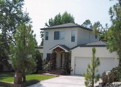 La Canada Flintridge Single Family Home For Sale: 5117 Crown Avenue
