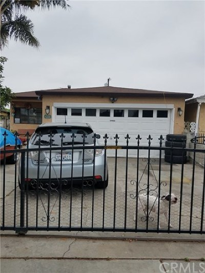 Lawndale Single Family Home For Sale: 4300 W 160th Street
