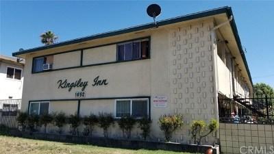 Pomona Condo/Townhouse For Sale: 1652 E Kingsley Avenue #4