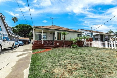 Torrance Single Family Home For Sale: 1564 W 221st Street