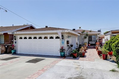Hawthorne Single Family Home For Sale: 4570 137th Place