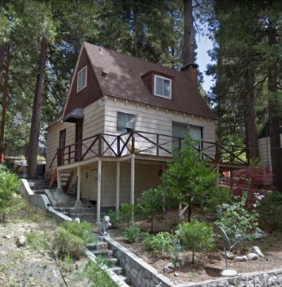 Lake Arrowhead CA Single Family Home For Sale: $425,000