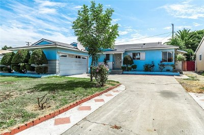 Single Family Home For Sale: 12302 9th Street