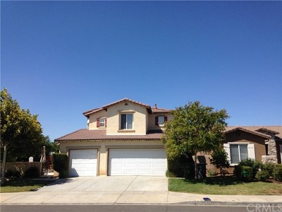 Perris Single Family Home For Sale: 116 Half Dome Way