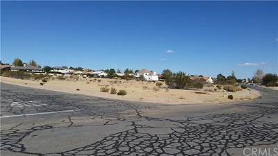 Helendale Residential Lots & Land For Sale: Branding Iron Drive