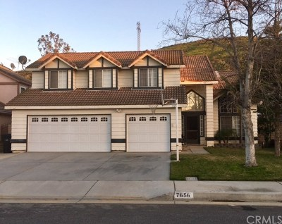 Jurupa Single Family Home For Sale: 7656 Longs Peak Drive