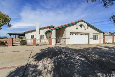 Perris Single Family Home For Sale: 18482 Avenue D