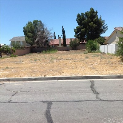 Victorville Residential Lots & Land For Sale: 3 Bermuda Dunes Road