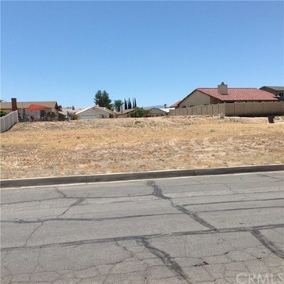 Victorville Residential Lots & Land For Sale: 9 Bermuda Dunes Road
