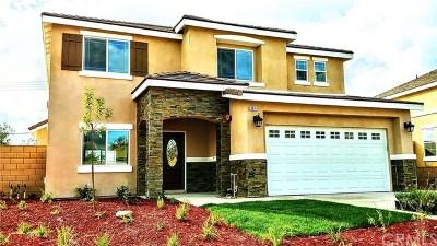 Fontana Single Family Home For Sale: 9874 Elwood Court