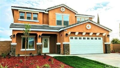 Fontana Single Family Home For Sale: 9884 Elwood Court