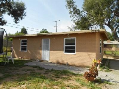 Moreno Valley Single Family Home For Sale: 23878 Hemlock Avenue