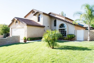 Single Family Home For Sale: 22750 Cardinal Street