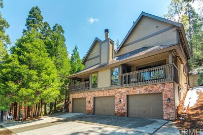 Lake Arrowhead Single Family Home For Sale: 105 Grass Valley Road