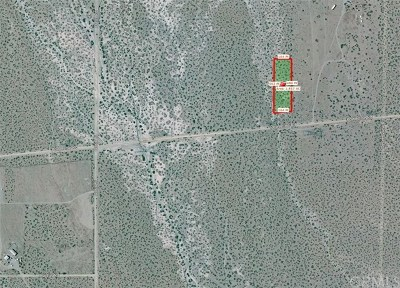 Adelanto Residential Lots & Land For Sale: Powerline Road