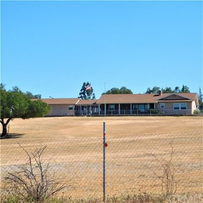 Perris Single Family Home For Sale: 17301 Santa Rosa Mine Road