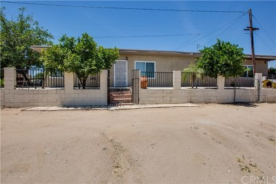 Moreno Valley Single Family Home For Sale: 22160 Sherman Avenue