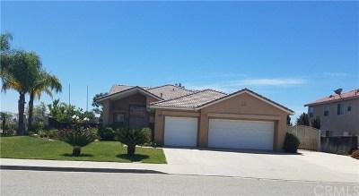 Moreno Valley Single Family Home For Sale: 26209 Tasman Street