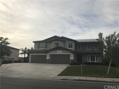 Jurupa Single Family Home For Sale: 4667 Ridge Point Way